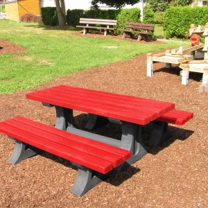 Children's Benches & Tables