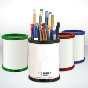 SimplyCups pen pot