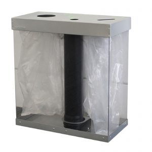 Box Cycle Cup Recycling Bin 120L Version
