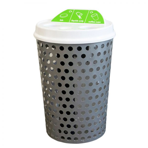 Cup Recycling Unit for Secure Environments