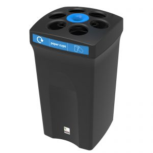 Freestanding Envirocup XL recycling bin