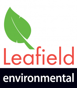 Leafield Environmental logo